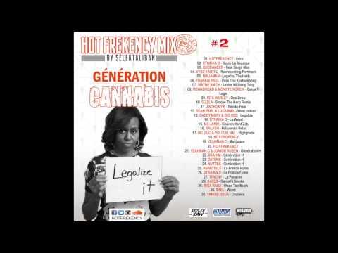 HOT FREKENCY MIX GENERATION CANNABIS VOL.2