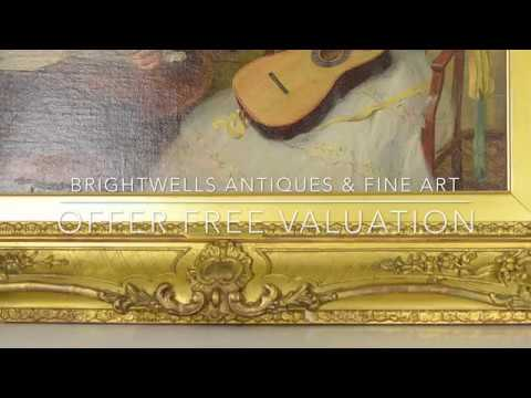 Antiques and Fine Art to sell? Book a FREE Valuation
