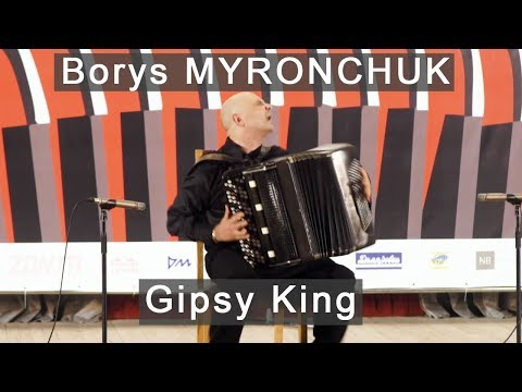 Myronchuk: Gipsy King