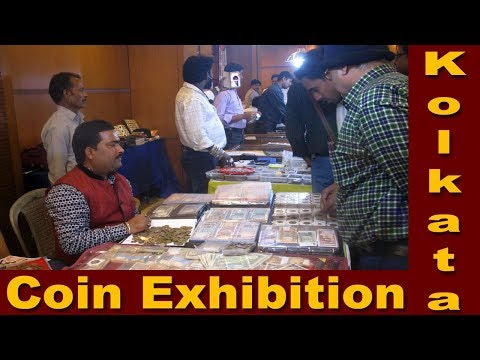 Must Visit Kolkata Coins & Notes Exhibition at Haldiram Banquet Hall