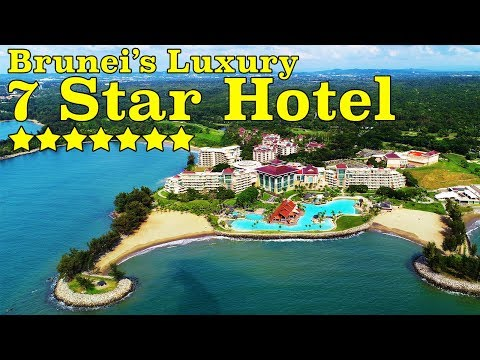 Brunei's Luxury 7 Star Hotel