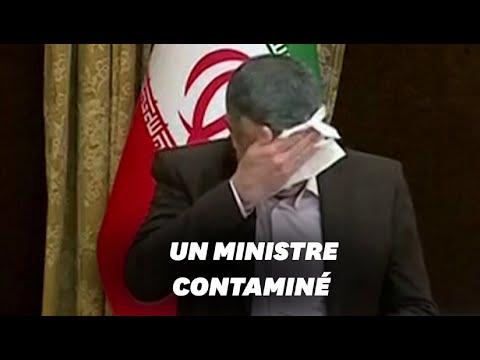 Le vice-ministre iranien de la Santé positif au coronavirus