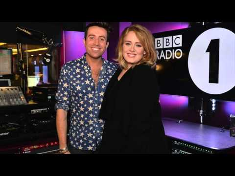 Adele interview - Nick Grimshaw BBC Radio 1 (+ NEW SONG 'Hello')