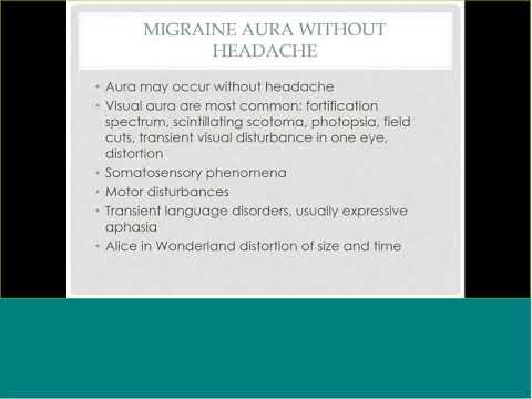 Neurology: Childhood Migraine