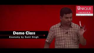 Economics for UPSC by Sunil Singh