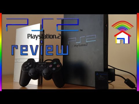 Sony PlayStation 2 review - ColourShed