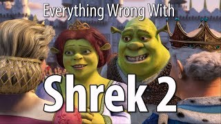 Everything Wrong With Shrek 2 In 18 Minutes Or Less thumbnail