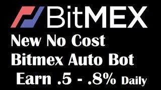 Bitmex Scalping Bot