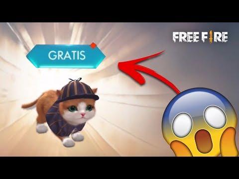 CÓMO CONSEGUIR a tu MASCOTA GRATIS 😱🔥 Truco Gatito Free Fire | Gameplay en Español