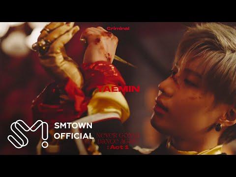 TAEMIN 태민 'Criminal' MV Teaser #1