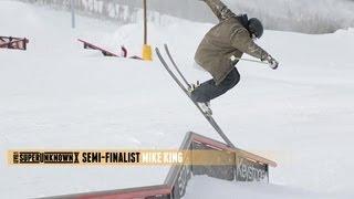Mike King Superunknown X Semi-Finalist