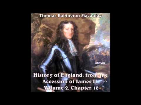 History of England from the Accession of James II, vol2 chapter10  parts 1-4
