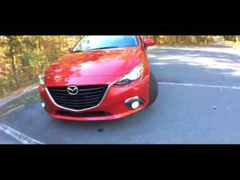 Best Detailed Walkaround 2015 Mazda3 S 4 Door Grand Touring