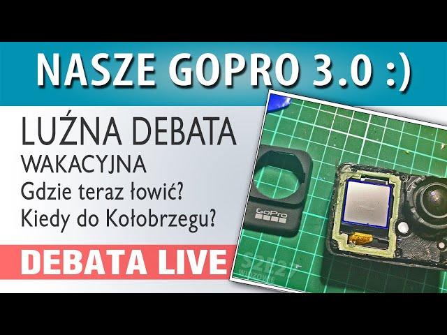 DEBATA ➤ trzecie GO PRO + Mistrzostwa Polski - harmonogram...