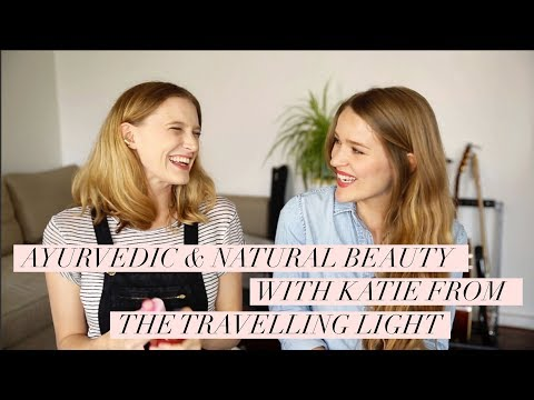 Ayurvedic and Natural Beauty with Katie from The Travelling Light | Ula Blocksage