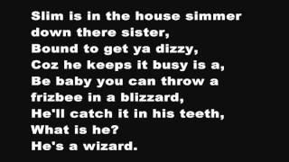 Eminem - Chonkyfire Freeṡtyle Lyrics (Swag Juice) (Full Song)