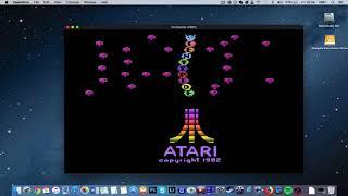 How To Install Centipede on MAC? [Atari 2600 Emulator Tutorial]