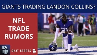 NFL Trade Rumors: Jameis Winston, Landon Collins, Gareon Conley, Demaryius Thomas & Golden Tate