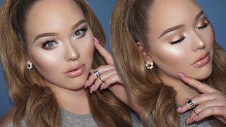 Wearable GLOWY Soft Glam Makeup Tutorial