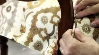 Inside Ballard Hand-crafted Upholstery