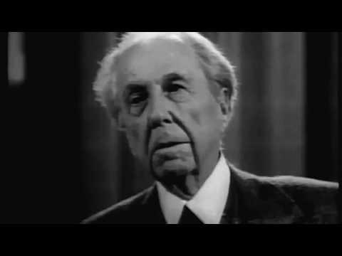 A Conversation With Frank Lloyd Wright (1953)