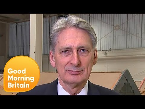 UK Budget 2017: Phillip Hammond Addresses the Nation's Concerns | Good Morning Britain