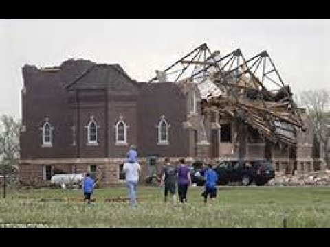 Sobering 4,000 CHURCHES Destroyed by USA Caribbean HURRICANES & Mexico MEGA-QUAKES 6.28.17