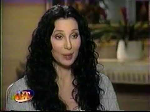 Cher Interview Set of Sonny & Me TV Special 1998