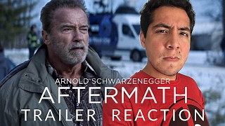 Aftermath (2017 Movie) - Official Trailer Reaction