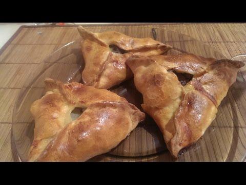 Как приготовить эчпочмак (татарский треугольник) - пошаговый рецепт, видео-урок