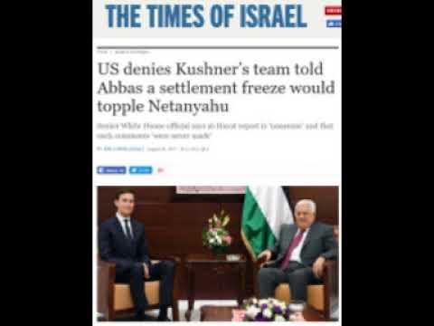 Jared Kushner: Middle East Peace Plan & Timeline In 3-4 Months