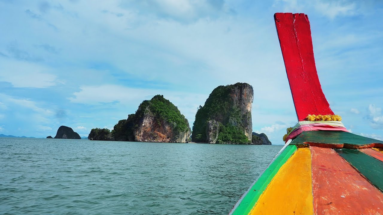 James Bond Island Durian Adventure