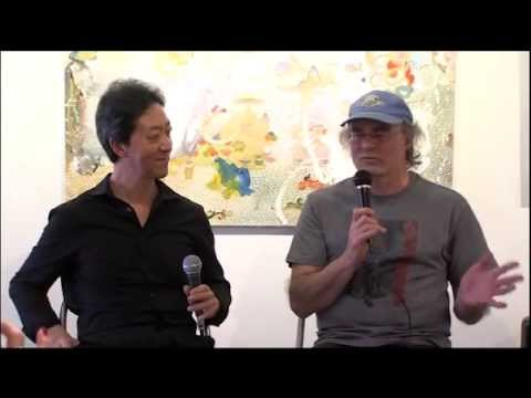 Tim Johnson, Winner of Paddington Art Prize 2013, interviewed by Simon Chan