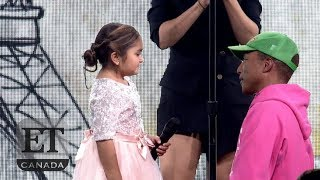 Pharrell Gets Emotional At Children's Hospital Gala