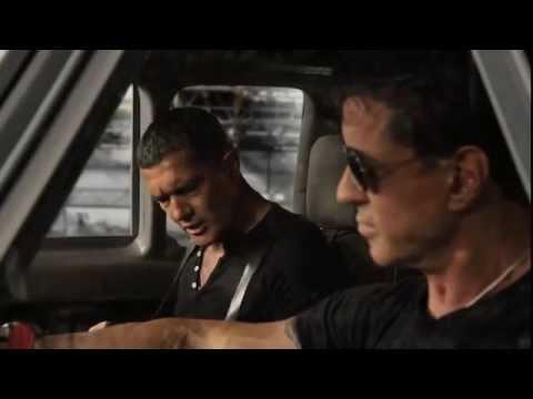 Trailer do filme Os mercenários 3
