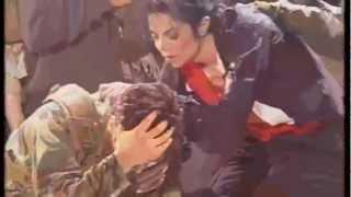 Michael Jackson Ft SLAsh - Earth Song   TRAJEDY HAPPENS