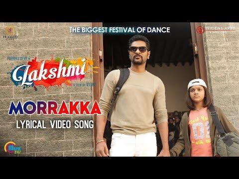 Lakshmi | Morrakka |Tamil LYRICAL VIDEO | Prabhu Deva, Aishwarya Rajesh, Ditya | Vijay | Sam CS