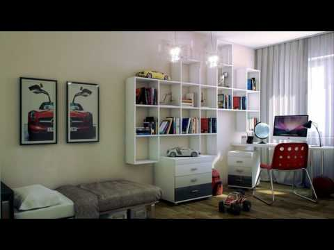 bookshelf-ideas---living-room-&-study-design-ideas