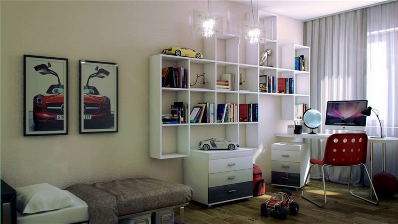 bookshelf ideas - living room & study design ideas - youtube