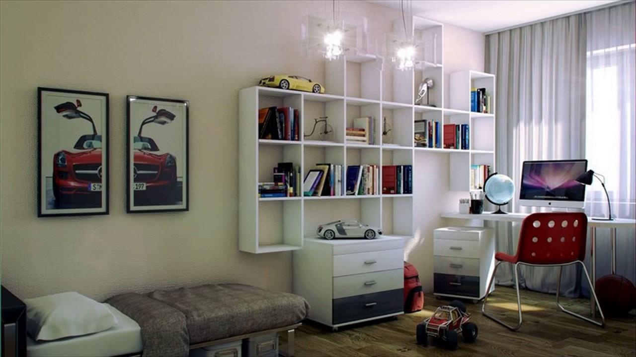 bookshelf ideas - living room & study design ideas - youtube