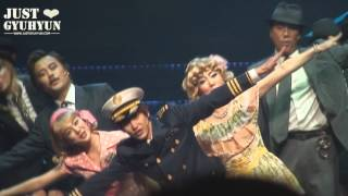 [JustGyuhyun]130209 Catch Me If You Can -FINALE-
