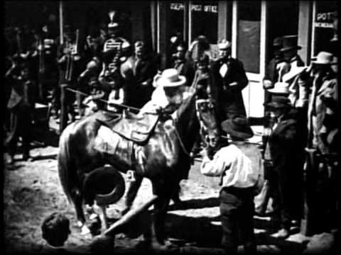 THE PONY EXPRESS (1926) - Ricardo Cortez, Dir. by James Cruze