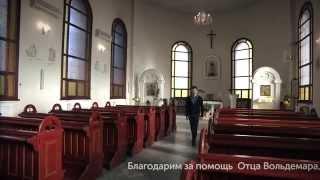Католическая церковь Лоретанской Божьей Матери(Оренбург., 2014-12-07T16:54:49.000Z)