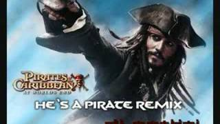 He's a Pirate Techno Remix
