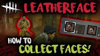 One of HybridPanda's most viewed videos: HOW TO COLLLECT FACES! [LeatherFace] Dead by Daylight with HybridPanda
