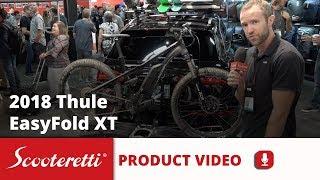 Thule EasyFold XT 9032 (2018) - Electric Bike Rack Review