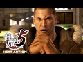 Yakuza 5 / Ryu Ga Gotoku 5 Heat Action Compilation - Saejima