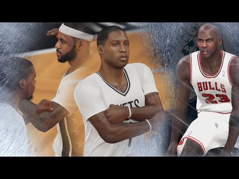 NBA 2K15 PS4 My Team - Shot Clock Cheese!