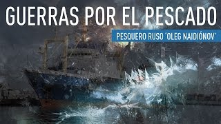 Guerras por el pescado  - Documental de RT