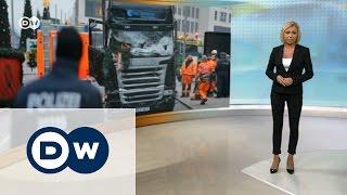 Трагедия в Берлине  вся Германия в шоке   DW Новости (20 12 2016)